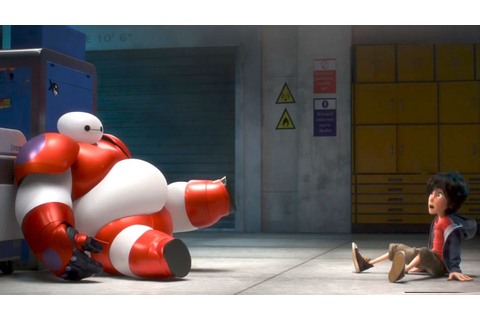 Disney's BIG HERO 6 Trailer (2014) - YouTube