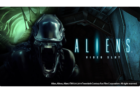 Aliens slot game review, NetEnt video slot