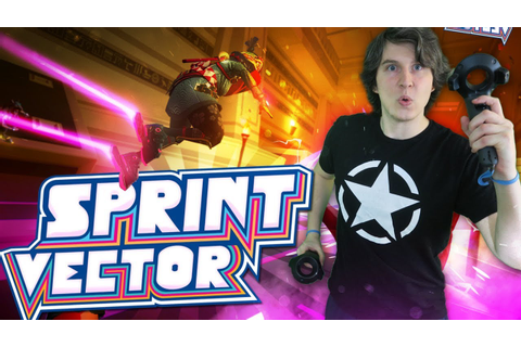 Sprint Vector VR Gameplay (HTC Vive Virtual Reality ...