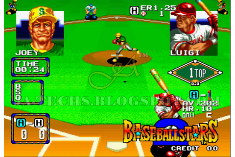 Baseball Stars 2 Game | J.A Technologies | Place 2 Get ...