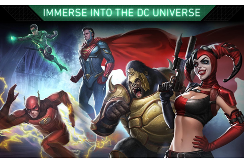 Injustice 2 - Android Apps on Google Play