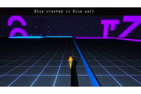 Blender Tron Light Cycle game - YouTube