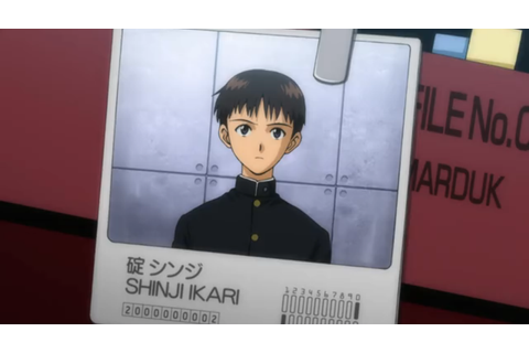Shinji Ikari | Evangelion | FANDOM powered by Wikia