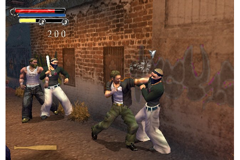 Final Fight: Streetwise - Playstation 2 - Alvanista
