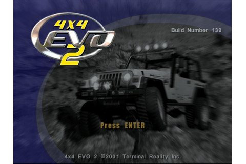 4x4 Evo 2 Screenshots for Windows - MobyGames