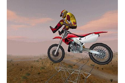 Online Games: Dirt Bike