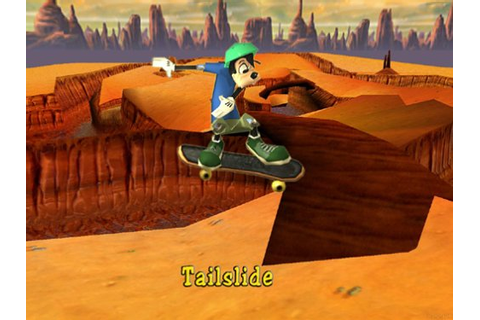 Free Games 4 You: Disney's Extremely Goofy Skateboarding