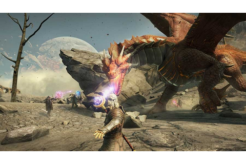 Dark And Light RPG To Feature ARK Style Creature Capture ...