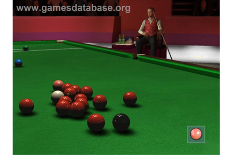 World Championship Pool 2004 - Microsoft Xbox - Games Database