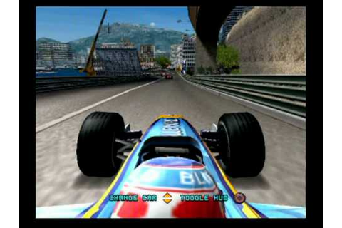 Underrated PS2 Game : Grand Prix challenge - YouTube