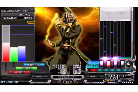 beatmania IIDX Resort Anthem Thunderbolt(A) - YouTube