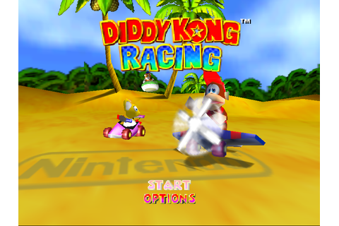 Diddy Kong Racing Download Game | GameFabrique