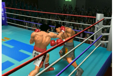 Victorious Boxers 2 Fighting Spirit PS2 ISO – isoroms.com
