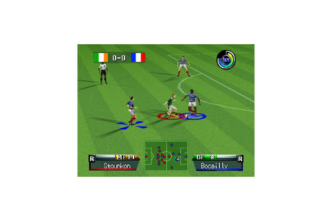 International Superstar Soccer Pro 98 - Purebreak