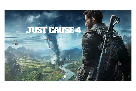 Just Cause 4 Game | PS4 - PlayStation