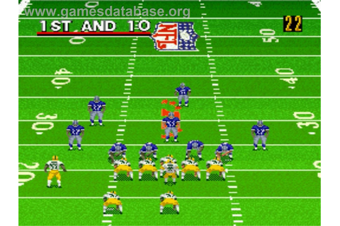 Madden NFL '98 - Nintendo SNES - Games Database