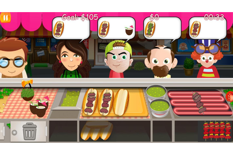 Burger Fever Cooking Game APK Download - Free Adventure ...