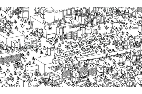 Hidden Folks - Interactive Where's Waldo Style Game To Be ...