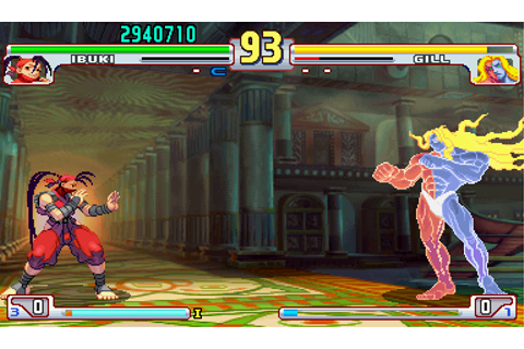 Street Fighter III 3rd Strike: Fight for the Future (USA ...