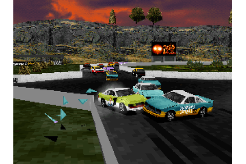 Download Destruction Derby | DOS Games Archive