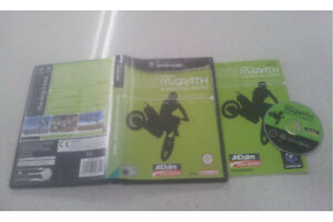 Jeremy McGrath Supercross World GameCube Game PAL | eBay