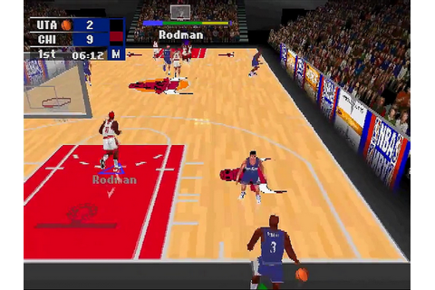 NBA Fastbreak 98 Download Game | GameFabrique