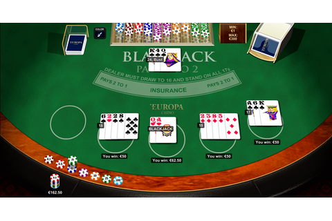 Play Blackjack Multihand 5 by Playtech | FREE BlackJack Games