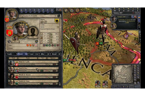 Crusader Kings II - Launch Trailer - YouTube