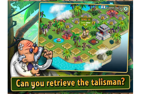 Relic Rescue > iPad, iPhone, Android, Mac & PC Game | Big Fish