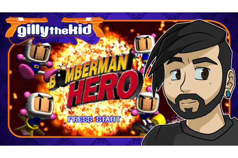 Bomberman Hero Review - gillythekid (RCZ) - YouTube