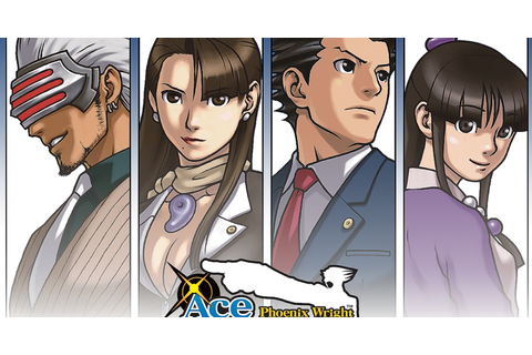 Games and Art: Ace Attorney Trials And Tribulations Ost ...