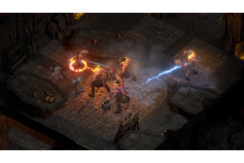 Pillars of Eternity II: Deadfire on Steam