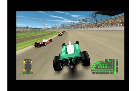 IndyCar Series 2005 ... (PS2) - YouTube