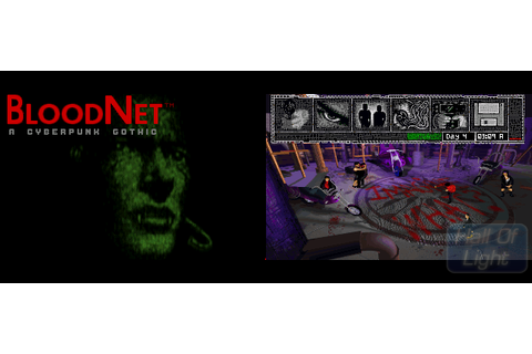 BloodNet: A Cyberpunk Gothic : Hall Of Light – The ...