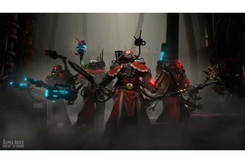 Warhammer 40,000: Mechanicus Is A New Turn-Based Tactical ...