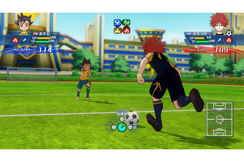 Inazuma Eleven Ares: new details and pictures (gameplay ...