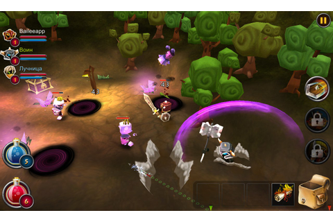 Elements: Epic Heroes – Games for Windows Phone 2018 ...