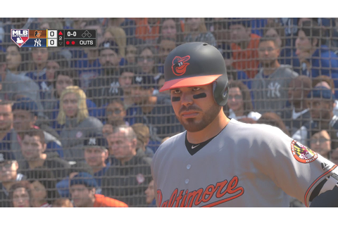 (MLB The Show 19) Opening Day Game (Baltimore Orioles vs ...