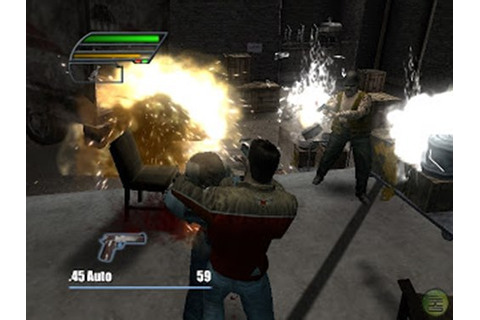 Dead To Rights Portable Game - Free Download Full Version ...