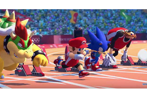 'Mario & Sonic at the Olympic Games Tokyo 2020' llegará ...