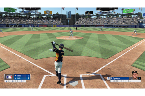 R.B.I. Baseball 18 announced for the Nintendo Switch ...