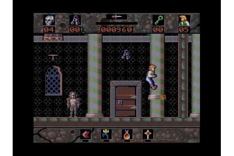 Ye Olde Games: Horror Zombies From the Crypt - YouTube