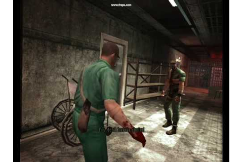 MANHUNT 2 PC FREE DOWNLOAD (UNCUT) with gameplay *UPDATED ...