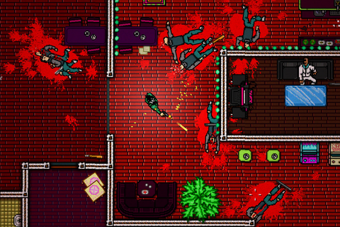 Hotline Miami 2: Wrong Number is sculpted around ...
