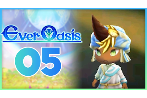 Ever Oasis - Part 5 - Roto! (Ever Oasis Gameplay Nintendo ...
