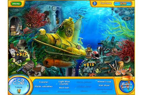 Play Fishdom H2O: Hidden Odyssey ™ > Online Games | Big Fish