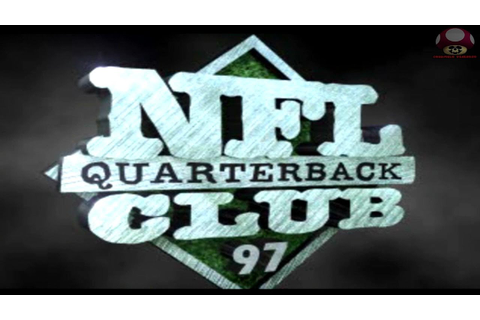 NFL Quarterback Club 97 (Playstation): Intro - YouTube