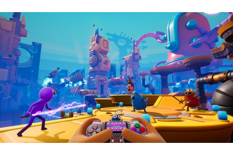 Review Roundup: Trover Saves the Universe is a Funny and ...