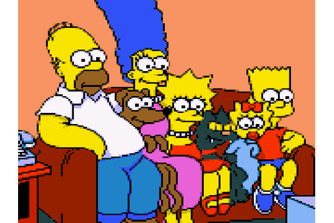 The Simpsons: Bart vs The Space Mutants Download Game ...