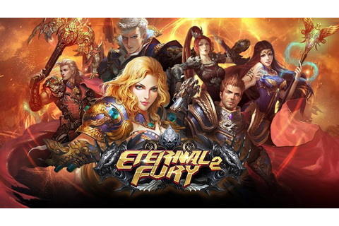 Eternal Fury 2 - Fantasy Strategy RPG Gameplay | Android ...